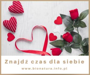 W Walentynki znajdź czas dla siebie :)