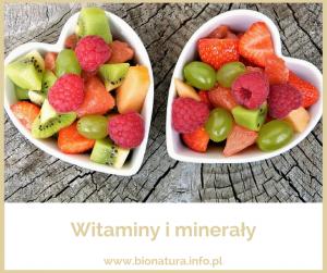 Minerały i witaminy odpowiedzialne za zdrową i piękną skórę