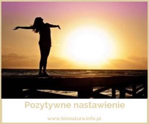 Pozytywne nastawienie-twój klucz do szczęścia