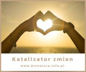 Miłość-katalizator pozytywnych zmian